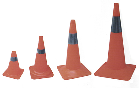 MANUFACTURE OF TRAFFIC CONES